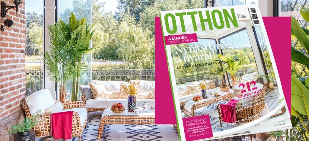 Megjelent az OTTHON szeptemberi száma!