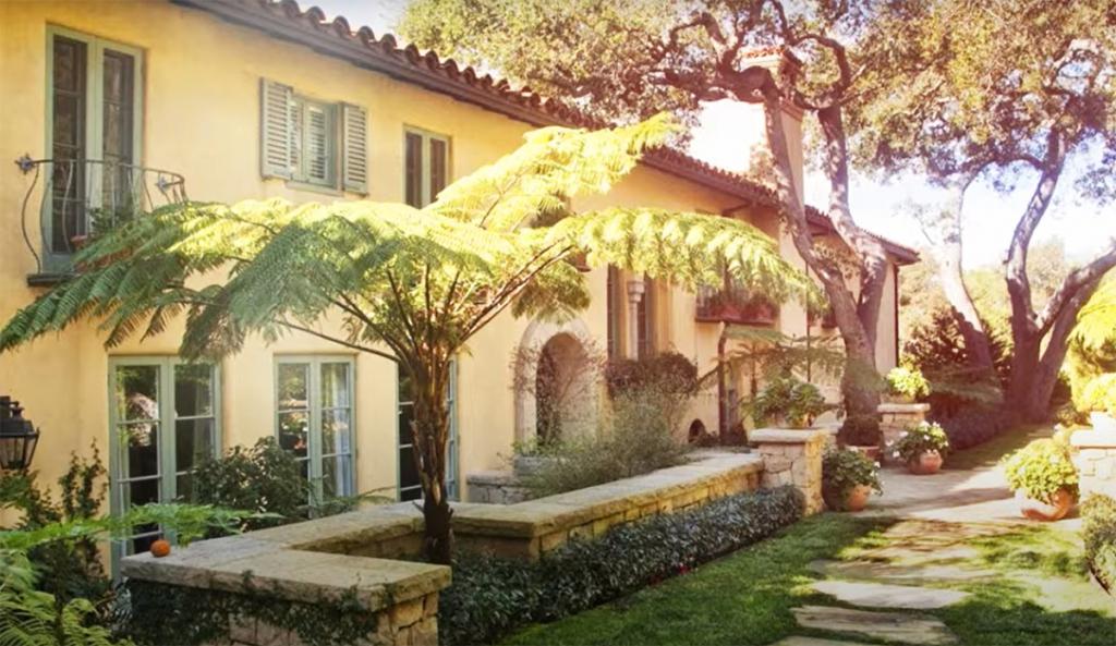 Pazar kaliforniai otthont vásárolt magának a sztárpár