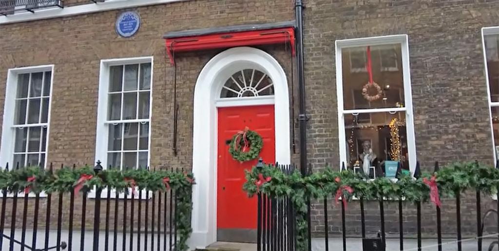 Nézz be Charles Dickens egykori otthonába